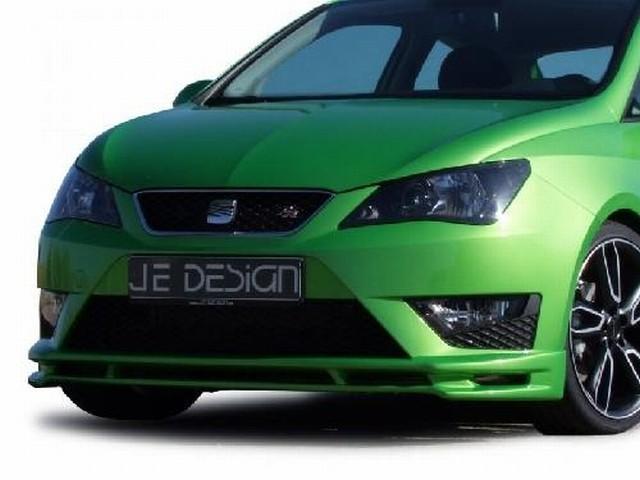 JE DESIGN Frontstoßstange Seat Ibiza 6J ab 10-08