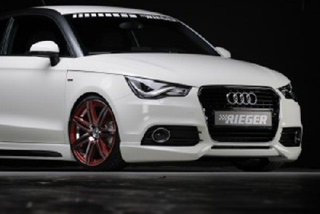 Rieger Frontlippe Audi A1