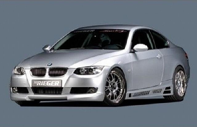 Rieger Seitenschweller BMW 3er E92 / E93