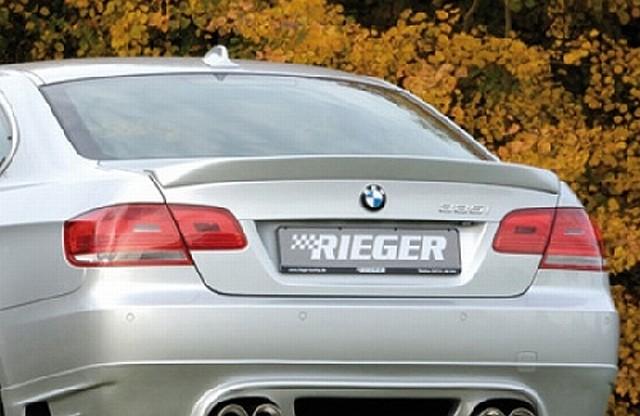 Rieger Heckklappenspoiler BMW 3er E92 Coupe