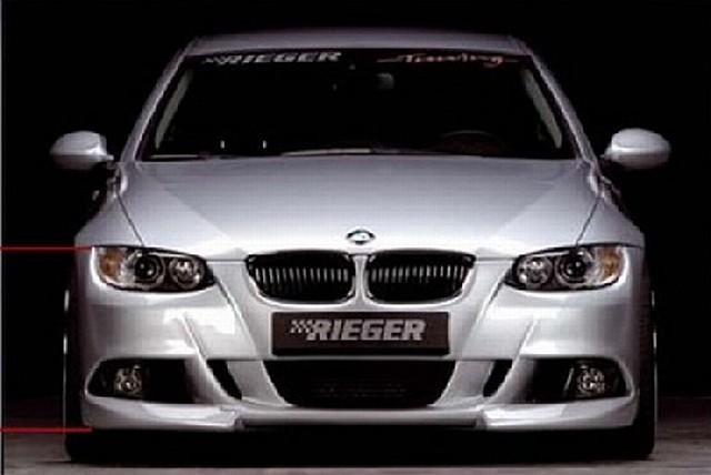 Rieger Frontstoßstange BMW 3er E92 / E93