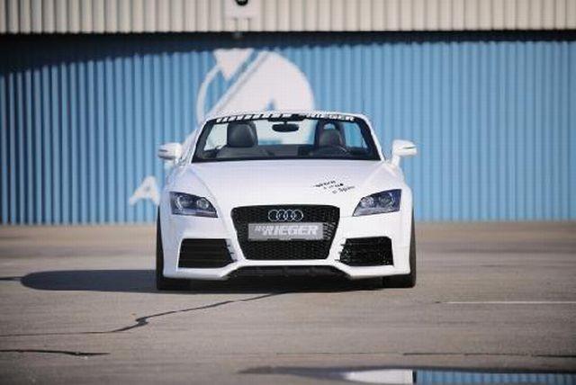 Rieger Frontstoßstange Audi TT 8J