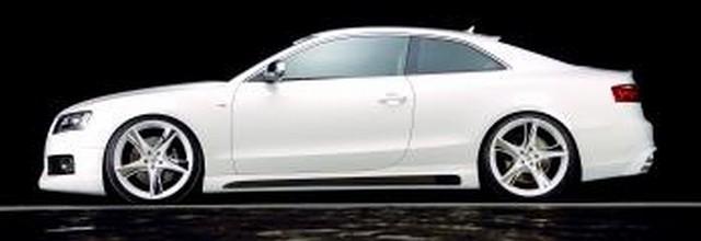Rieger Seitenschweller Audi A5/S5 Coupe/Cabrio