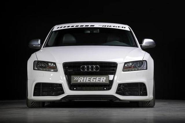 Rieger Frontstoßstange Audi A5/S5 mit Aussparung SRA+PDC