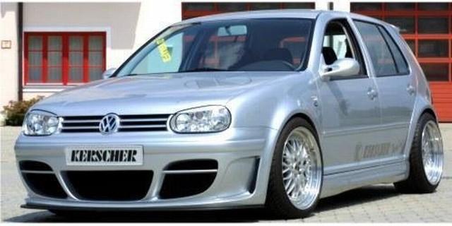 Frontstoßstange Sport Edition RS4 VW Golf 4