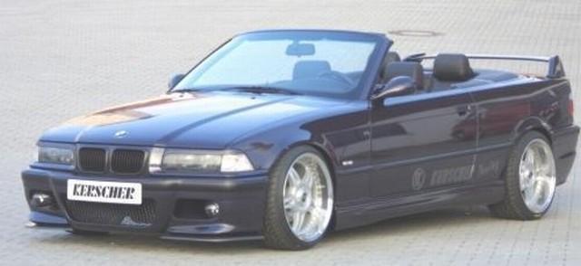 Frontstoßstange BMW 3er E36 KML Kerscher Tuning