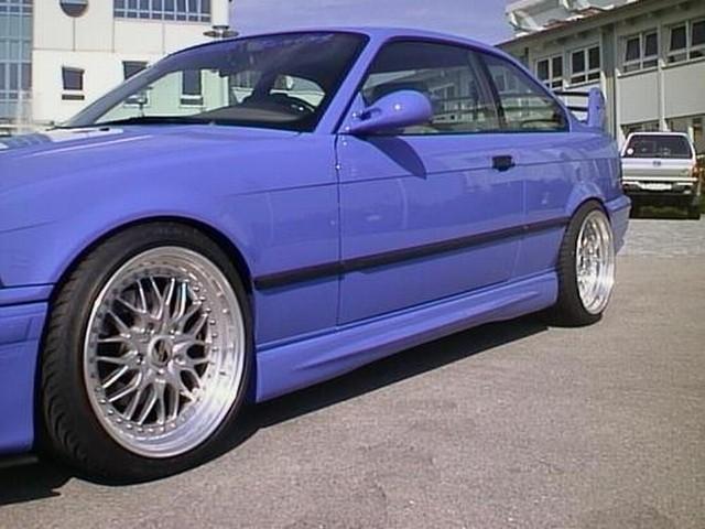Kerscher Seitenschweller BMW 3er E36