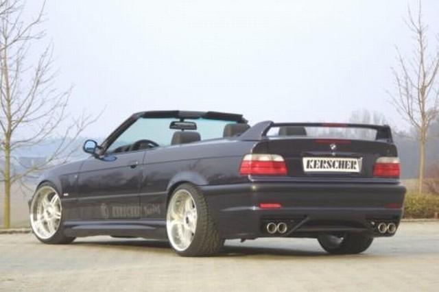 Kerscher M-Line Heckstoßstange BMW 3er E36