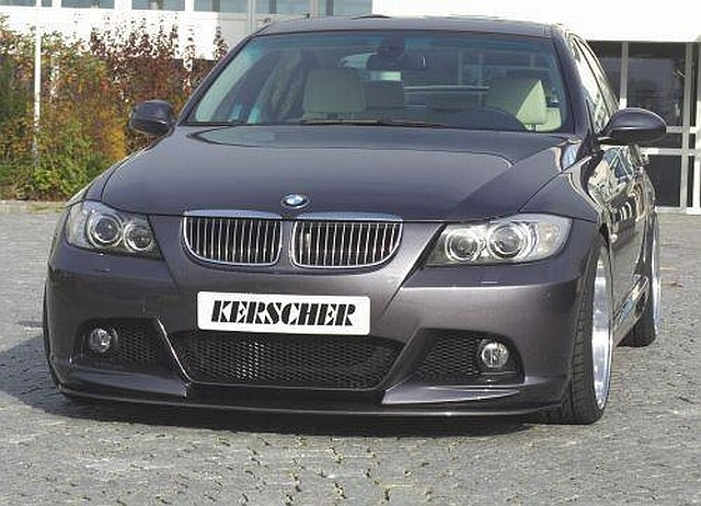 Kerscher Frontstoßstange BMW 3er E90/91 Limousine/Touring Spirit