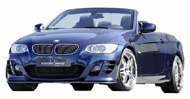 Kerscher Frontstoßstange BMW 3er E92/93 Coupe/Cabrio SPIRIT 3