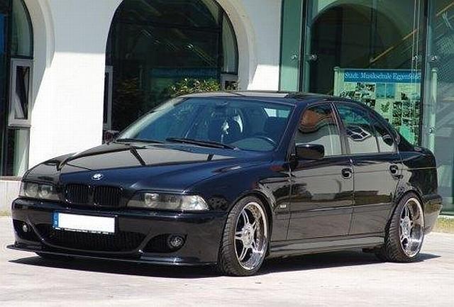 Kerscher Frontstoßstange BMW 5er E39 K-Line
