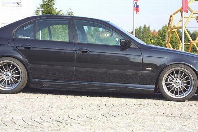Seitenschweller BMW 5er E39 K-Line