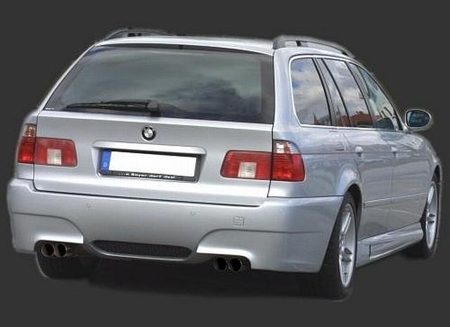 Kerscher Heckstoßstange BMW 5er E39 Touring K-Line