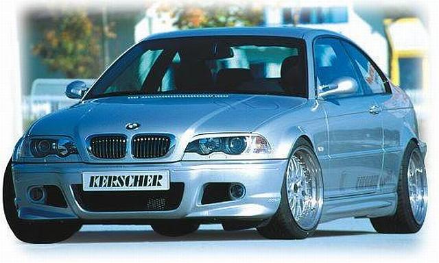 Kerscher M-Line Frontstoßstange BMW 3er E46 Coupe/Cabrio