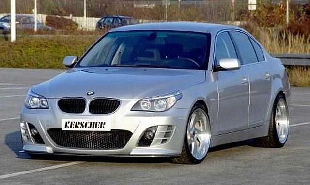 Kerscher Frontstoßstange BMW 5er E60/61 Limousine/Touring Spirit 5