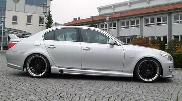 Kerscher Seitenschweller BMW 5er E60 / E61 Lim./Touring