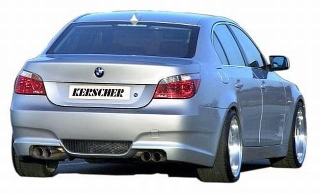 Kerscher Heckstoßstange BMW 5er E60 Limousine Spirit 5