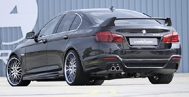 Kerscher Heckstoßstange BMW 5er F10 Limousine KF10