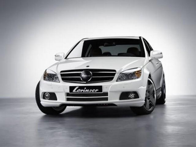 Lorinser Frontstoßstange Mercedes C-Klasse W204
