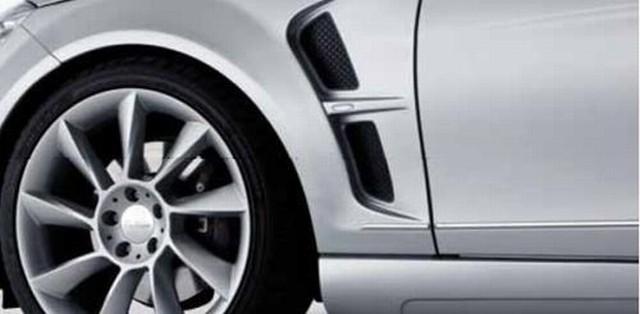 Lorinser Vorderkotflügelsatz Mercedes C-Klasse W204