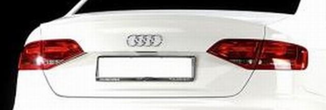 Rieger Heckklappenspoiler Audi A4 B8 Limousine ab 07