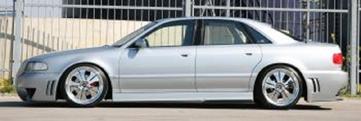 Seidl Seitenschweller Audi A8 D2/4D