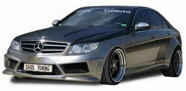 Seidl Frontstoßstange Mercedes C-Klasse W204