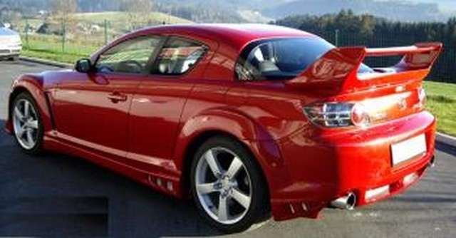 Heckspoiler Mazda RX8