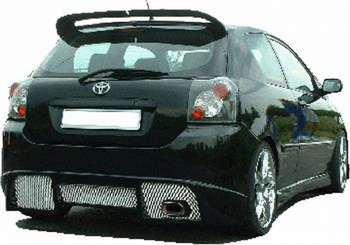 Toyota Corolla E12 Heckstoßstange
