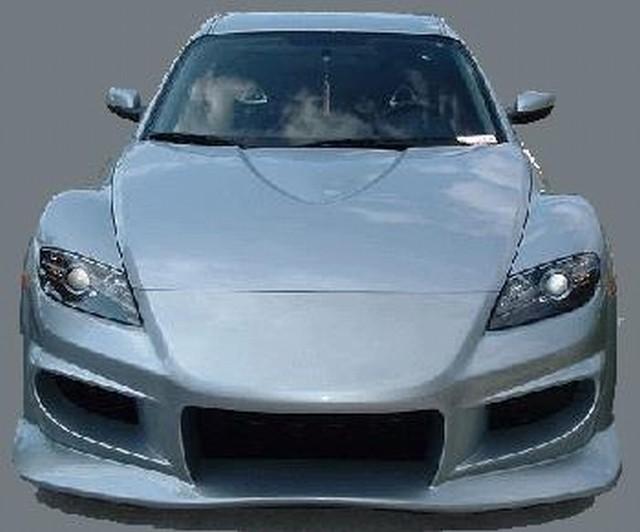Frontstoßstange Mazda RX8