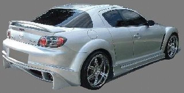 Seitenschweller Mazda RX8