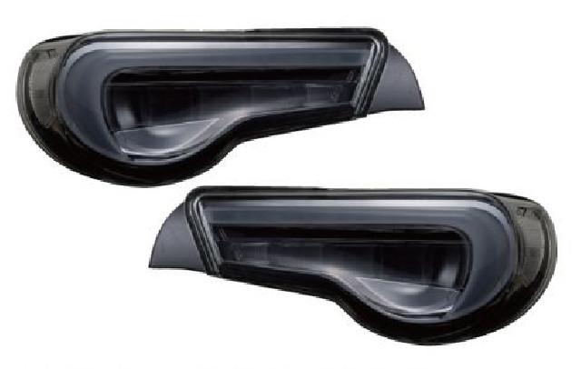 Subaru BRZ Jewel Taillight REVO Smoke Valenti