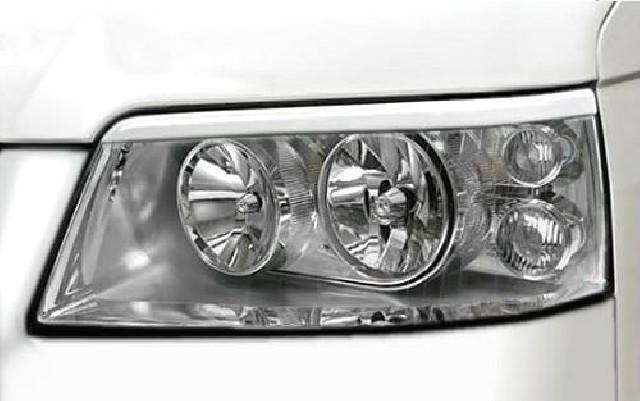 Scheinwerferblendensatz VW T5