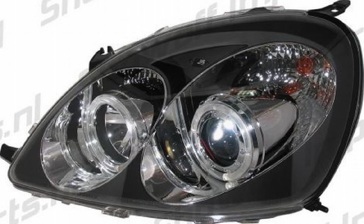 Toyota Yaris 98-03 Black Angeleye Frontscheinwerfer