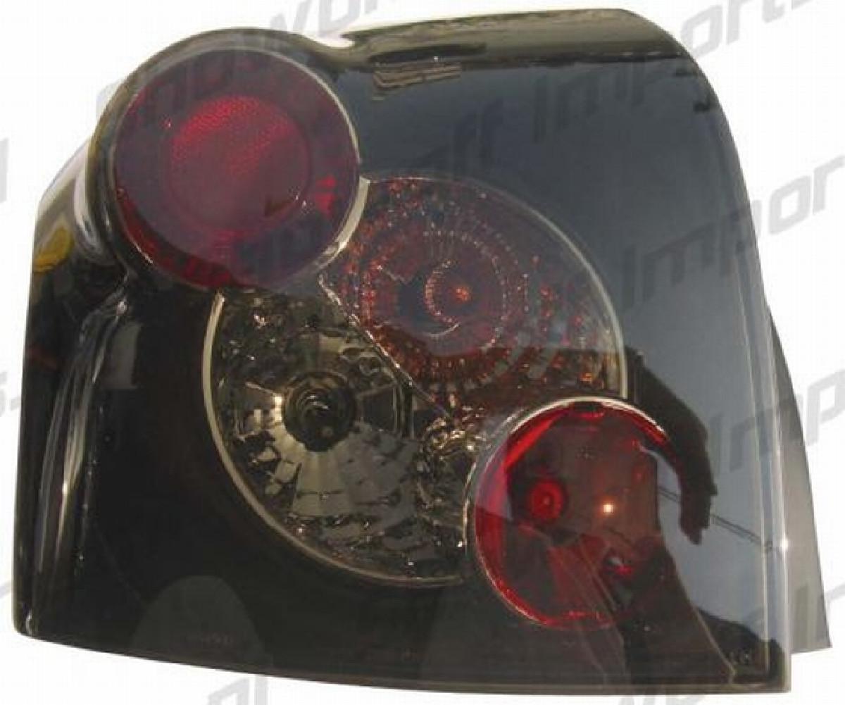 Rückleuchten Toyota Corolla E12 HB  01- Smoke/Black
