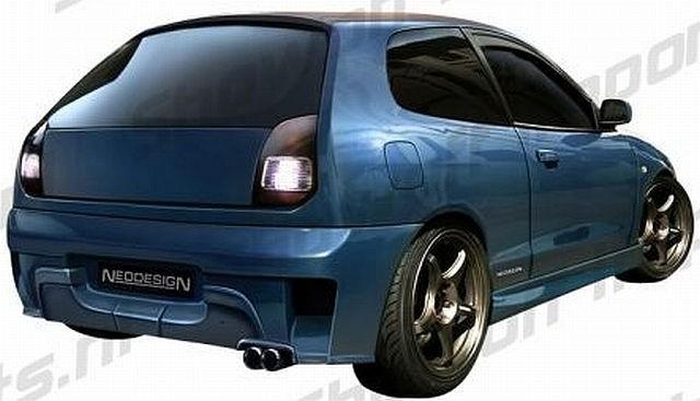 Phoenix Neodesign Heckstoßstange Mitsubishi Colt CJ0 96-03