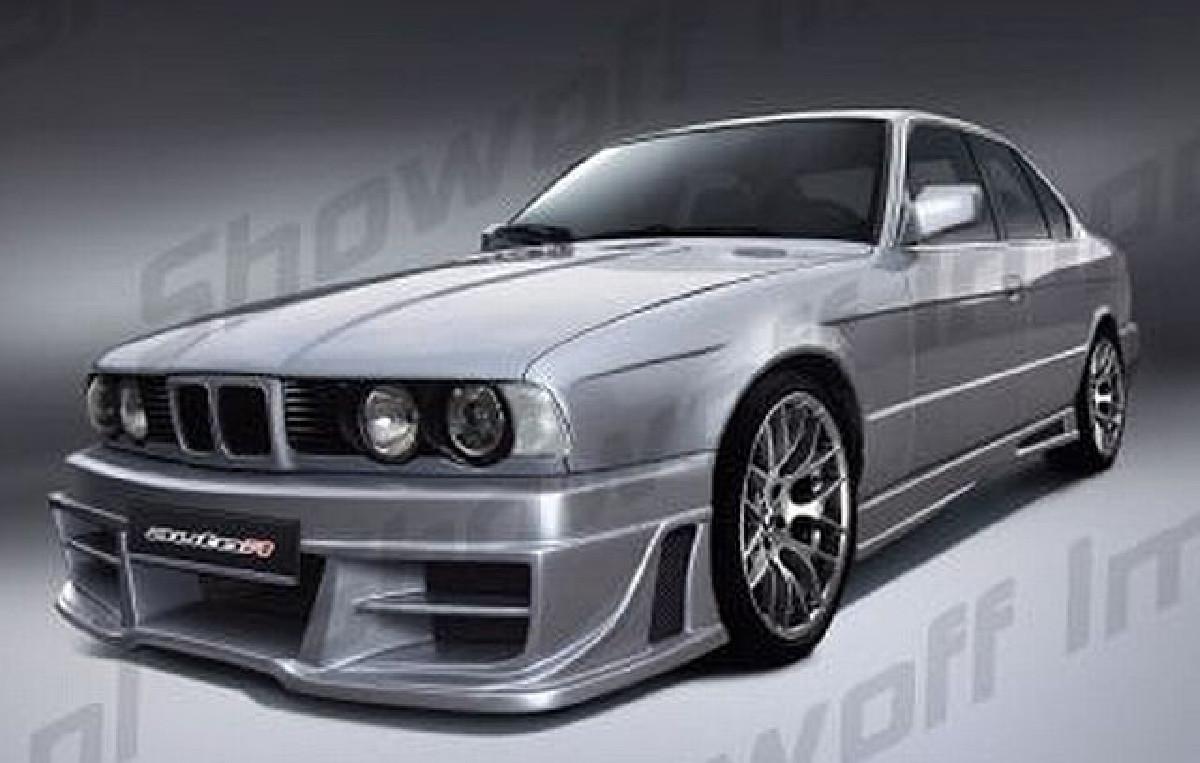 Frontstoßstange BMW 5er E34 Limo Bj. 88-95 Sharp