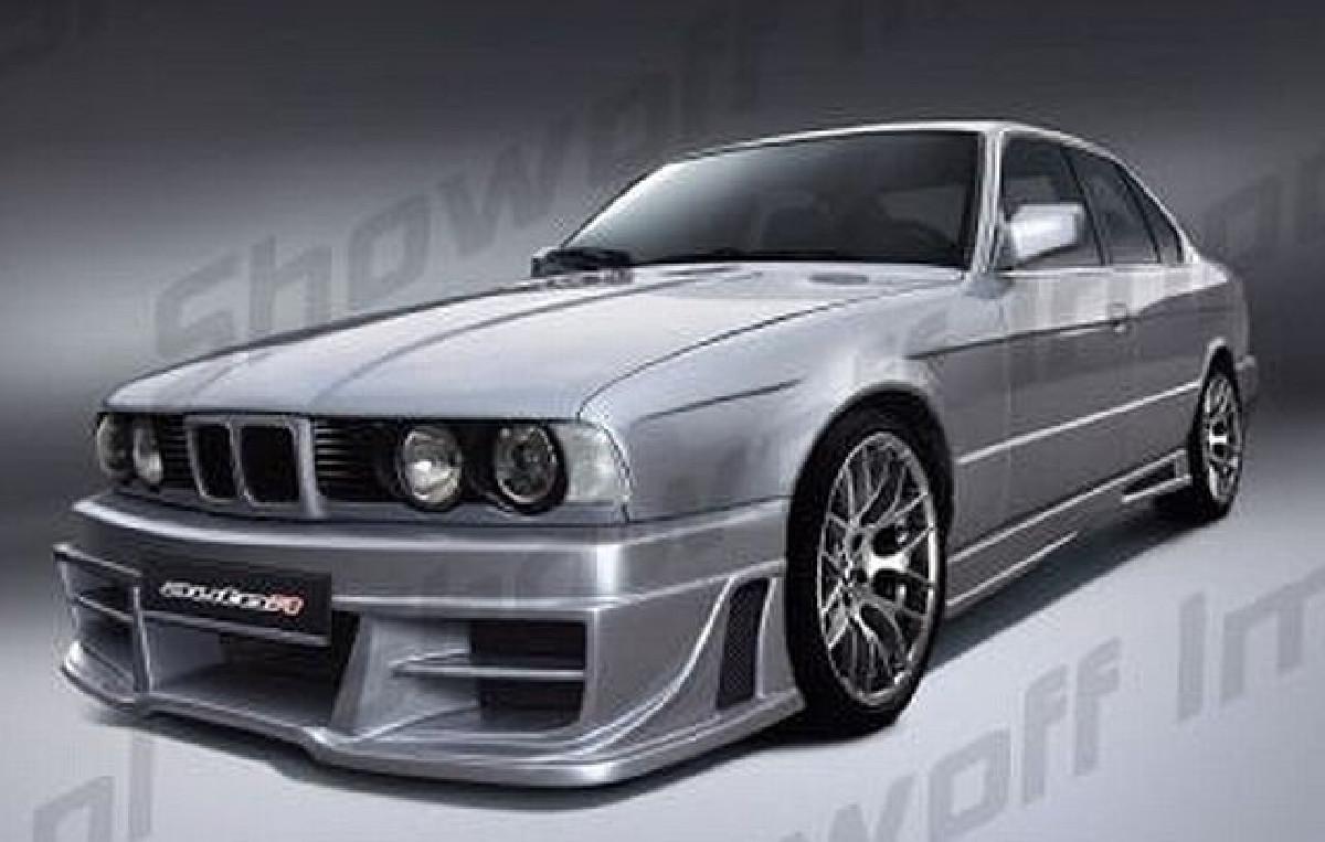 Seitenschweller BMW 5er E34 Limo Bj. 88-95 Sharp