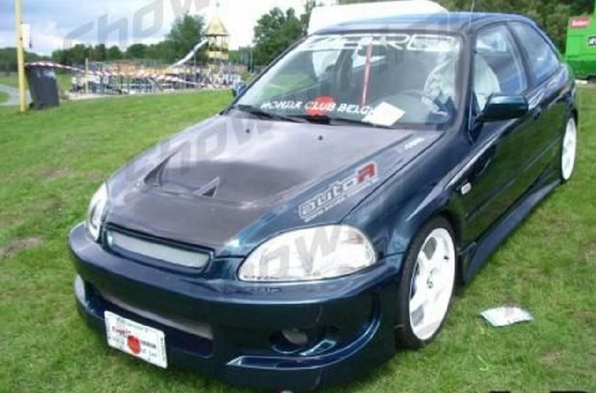 Frontstoßstange Honda Civic 96-98 Agressor