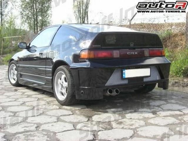 Heckstoßstange Honda CRX (88-91) DRAGONS TAIL