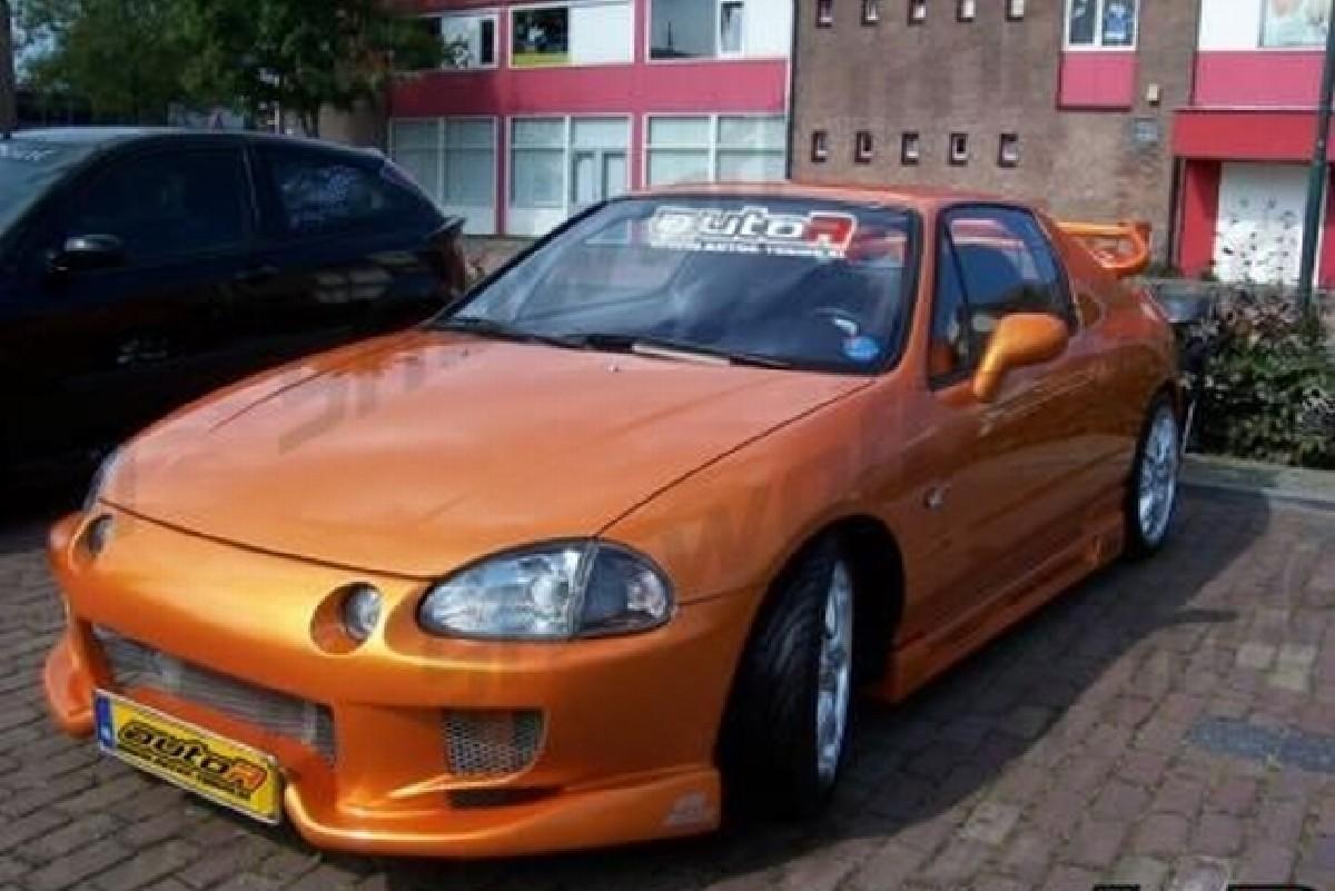 Frontstoßstange Honda CRX Del Sol 92-97 TRex