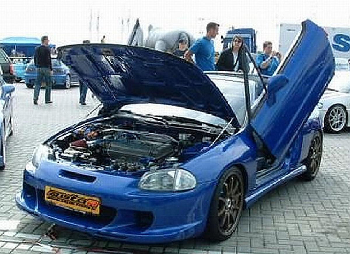 Creator Frontstoßstange Honda CRX Del Sol 92-97