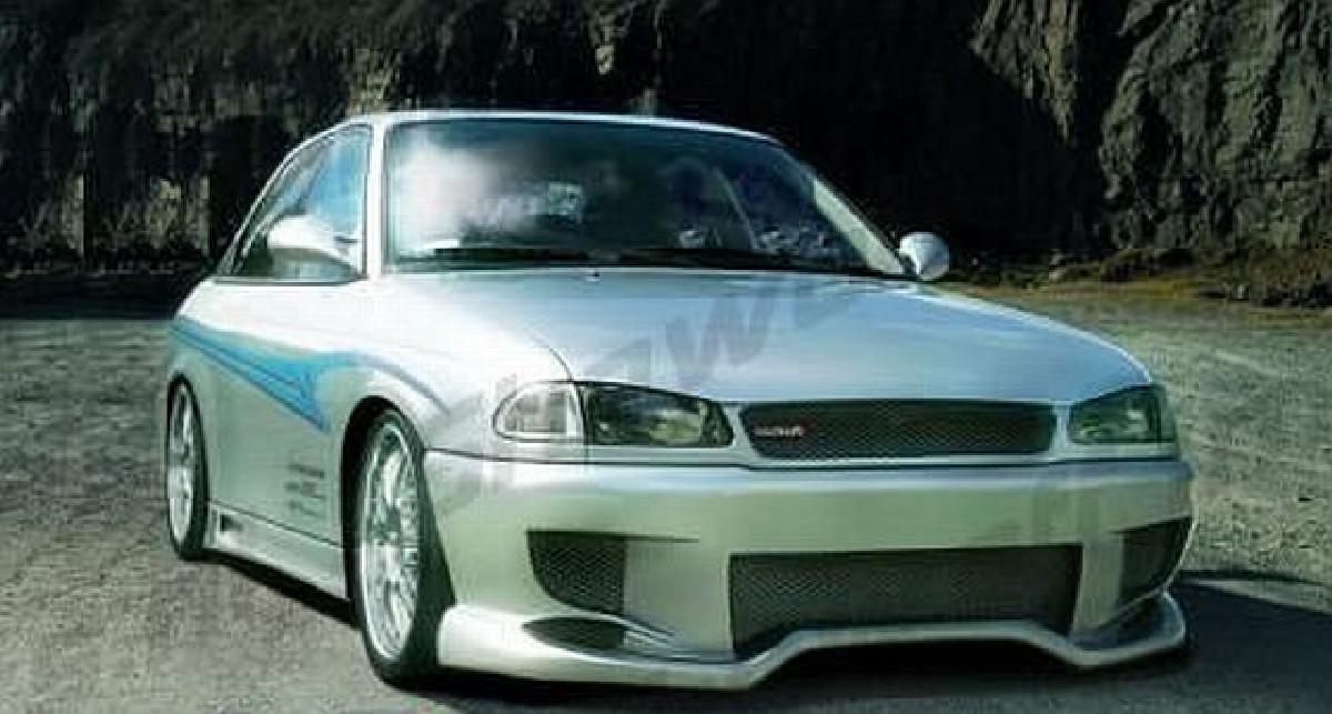 Frontstoßstange Opel Astra F 92+ TRex