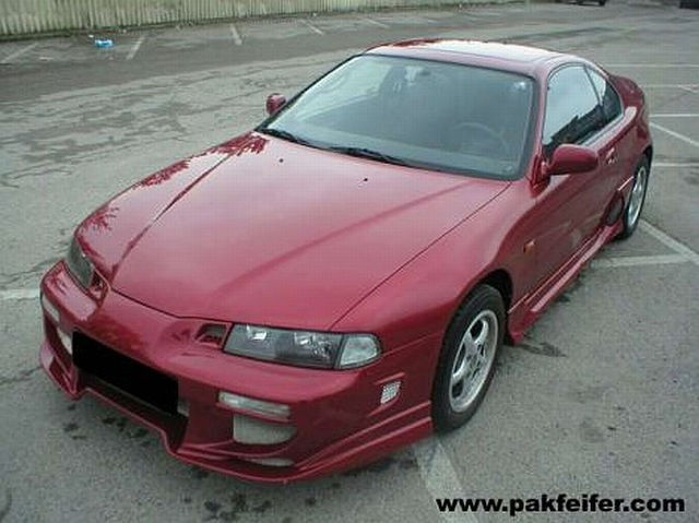 Pakfeifer Frontstoßstange Honda Prelude 92-96