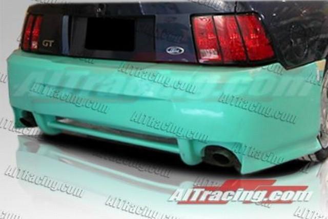 SIN Heckstoßstange Ford Mustang 99-04