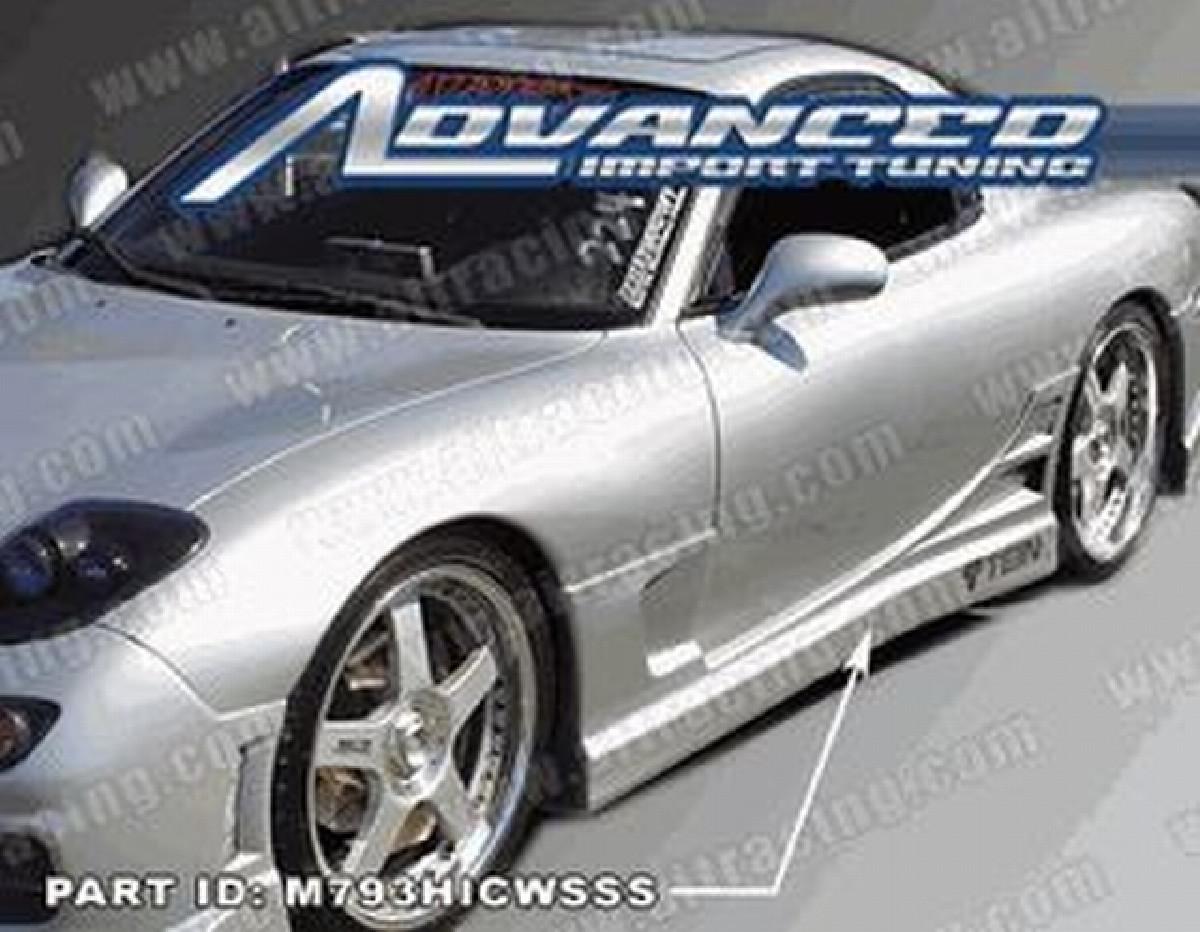 AIT Racing CW Seitenschweller Mazda RX7 (93-97)