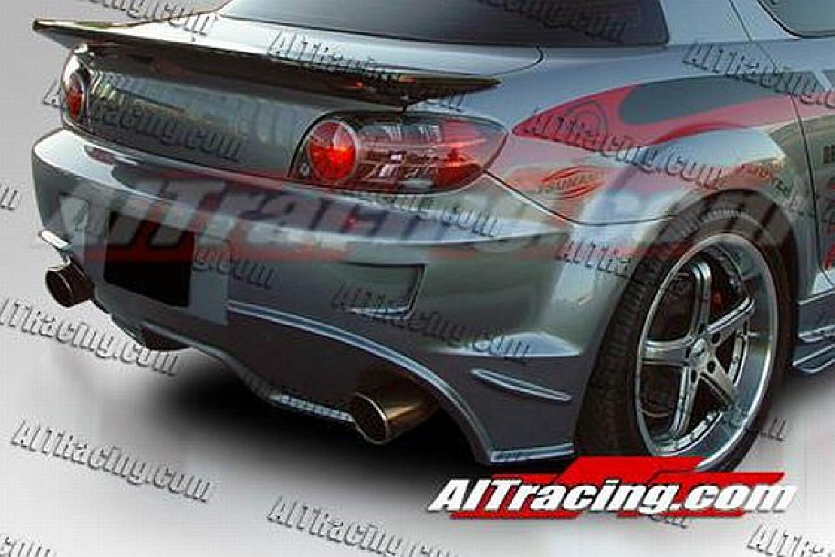 AIT Racing MNT Heckstoßstange Mazda RX8 03-08