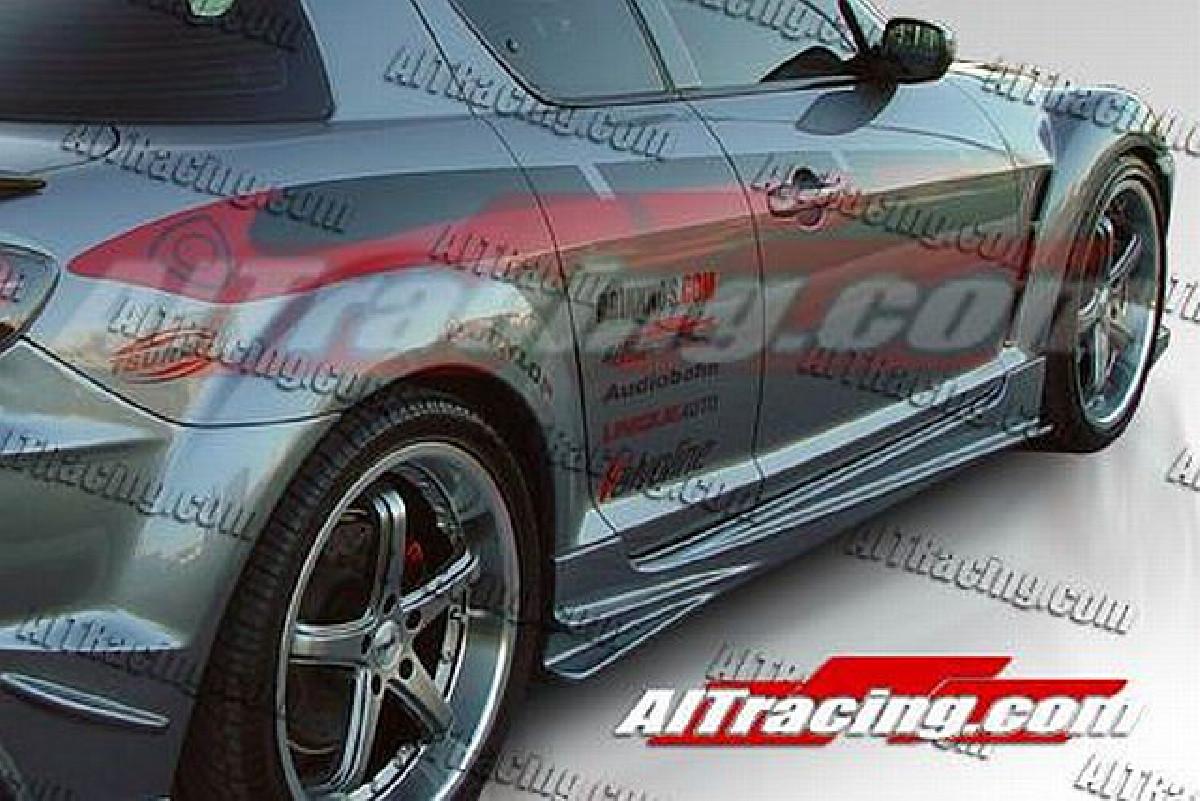 AIT Racing MNT Seitenschweller Mazda RX8 03-08