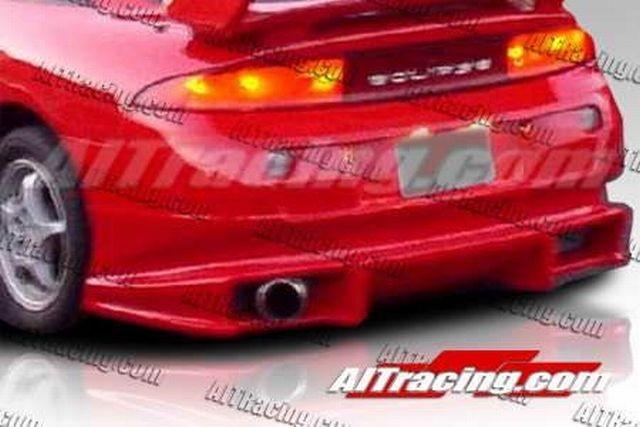 AIT Racing BMX Heckstoßstange Mitsubishi Eclipse 95-99
