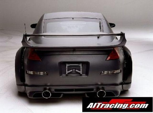 AIT Racing VeilSide-Look Heckstoßstange Nissan 350Z